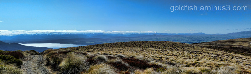 Views From Mount Luxmore & the Kepler Track - 1/9