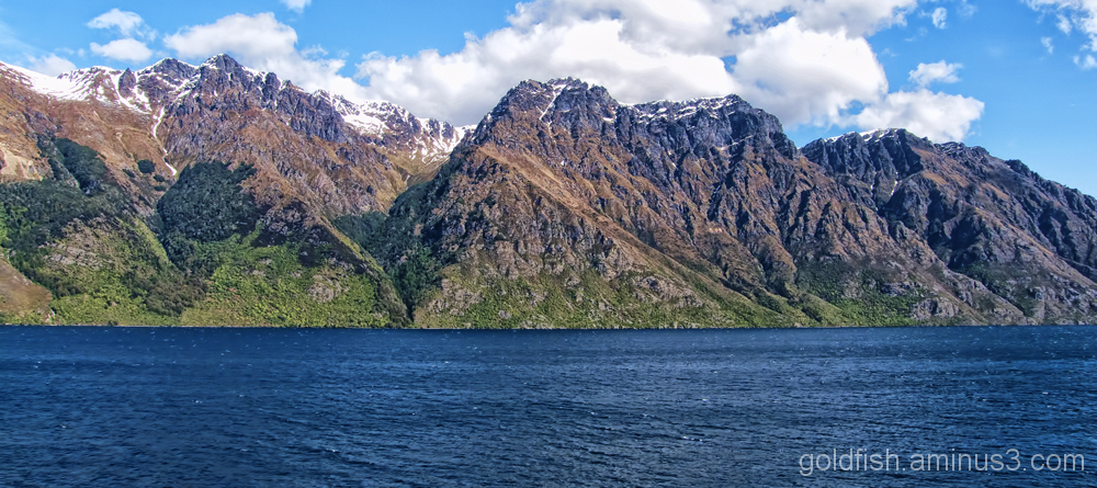 Lake Wakatipu 2/6