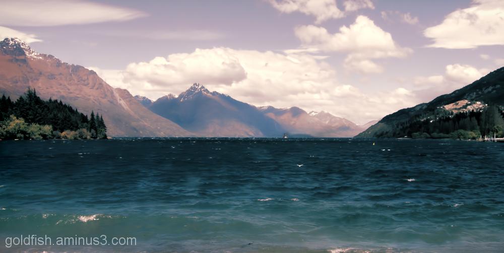 Lake Wakatipu 6/6
