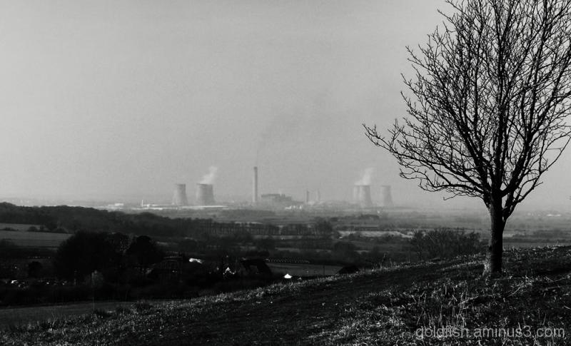 Views from Wittenham Clumps 1/4