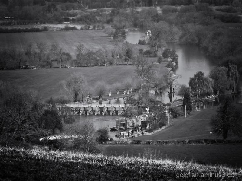 Views from Wittenham Clumps 2/4