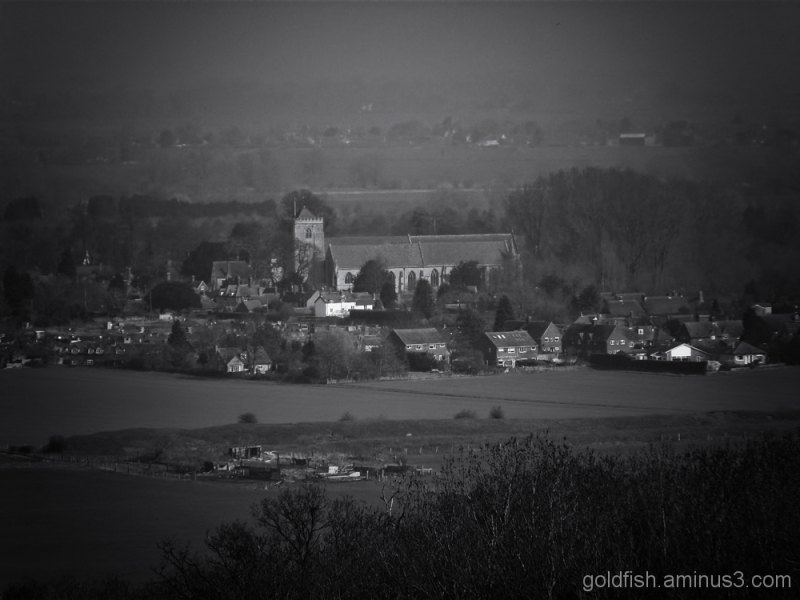 Views from Wittenham Clumps 3/4