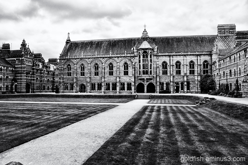 Keble College, Oxford 1/6