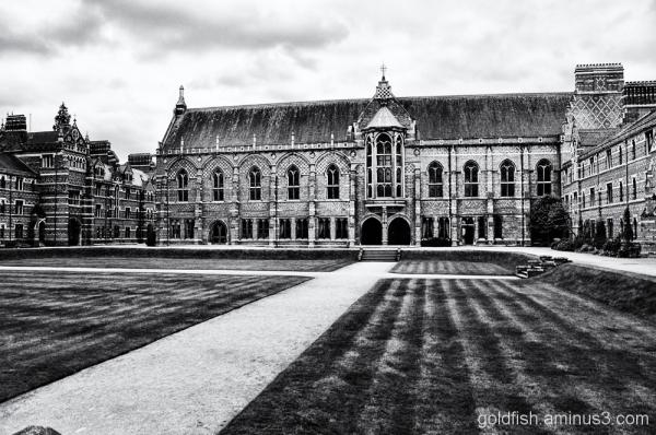 Keble College, Oxford 1/6