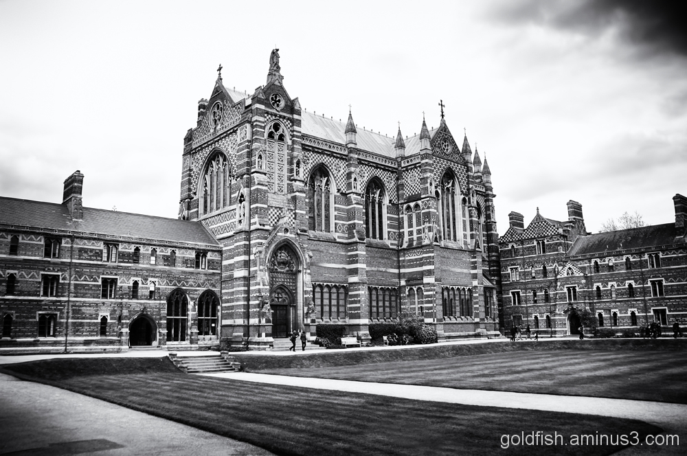 Keble College, Oxford 2/6