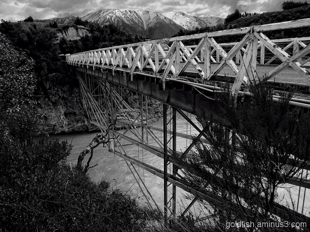 Rakaia River/Gorge/Bridge 2/5