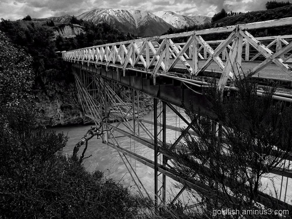 Rakaia River/Gorge/Bridge 2/5