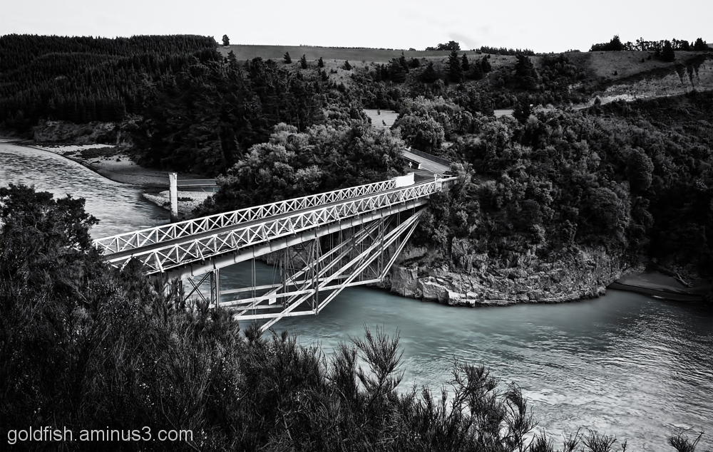 Rakaia River/Gorge/Bridge 3/5