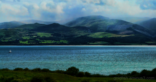 View from Penmon, Ynys Môn (Angelsey) 5/5