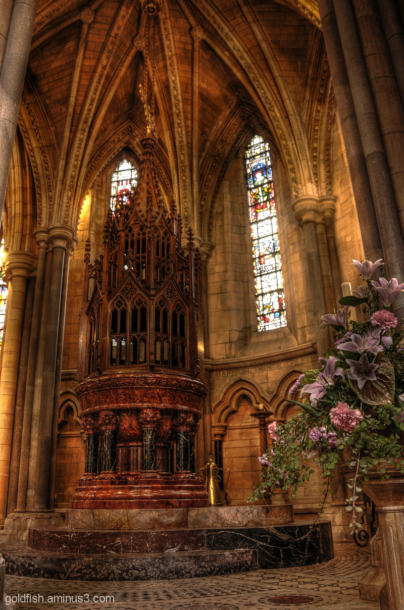 Cathedral of the Blessed Virgin Mary, Truro 5/5