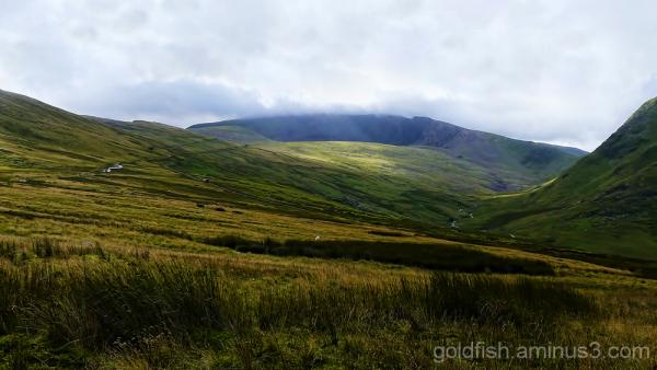 Yr Wyddfa - Snowdon, Llanberis Path (part 1) 6/11
