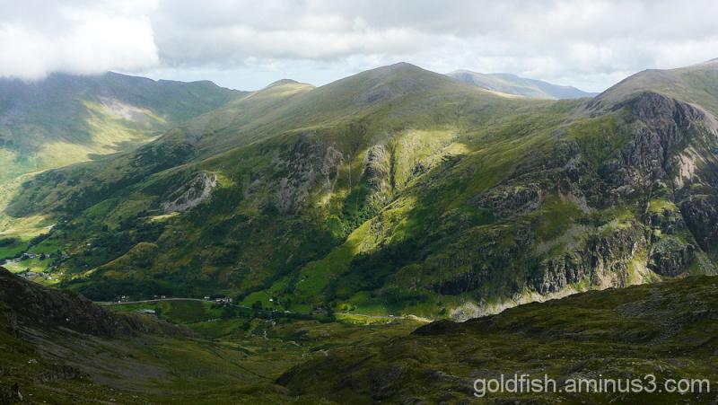 Yr Wyddfa - Snowdon, Llanberis Path (part 1) 10/11