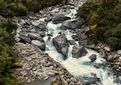 Haast River 1/2