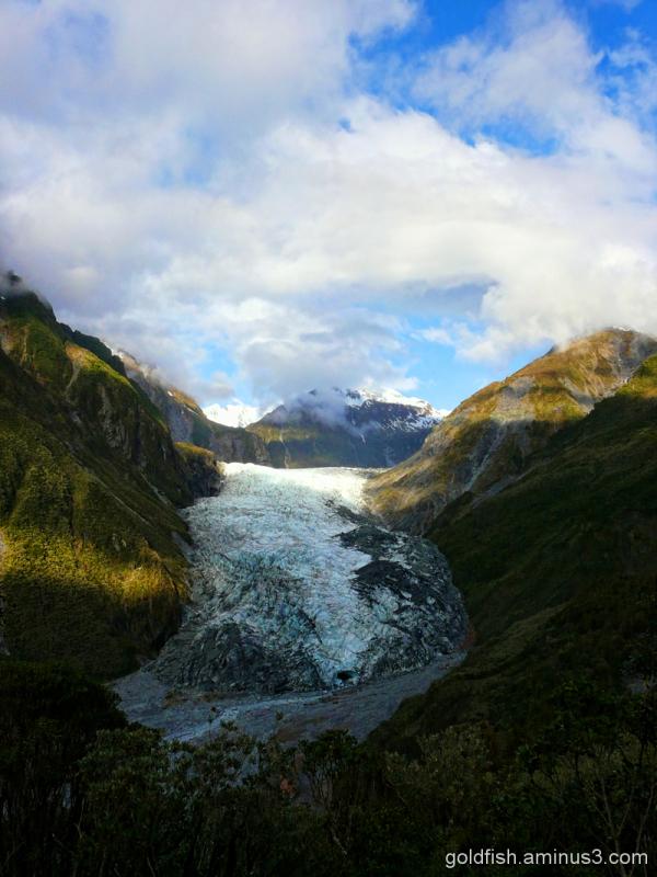 Te Moeka o Tuawe - Fox Glacier 9/10
