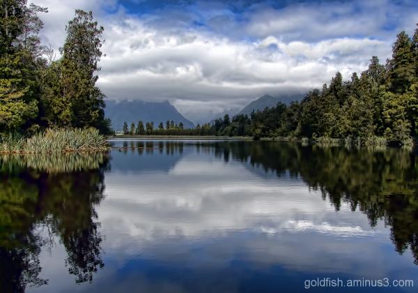 Lake Matheson 2/2