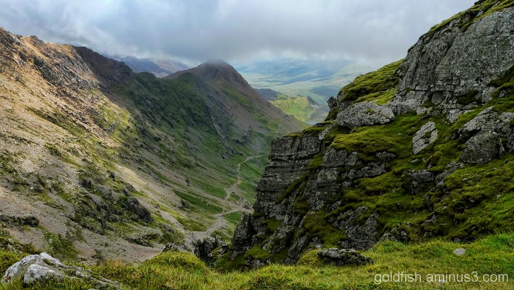 Yr Wyddfa - Snowdon, Llanberis Path (part 2) 1/11