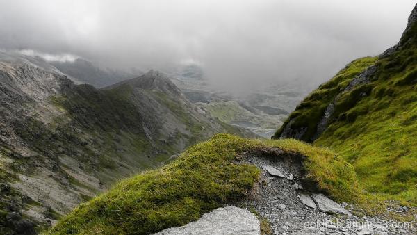 Yr Wyddfa - Snowdon, Llanberis Path (part 2) 2/11