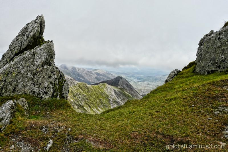 Yr Wyddfa - Snowdon, Llanberis Path (part 2) 3/11
