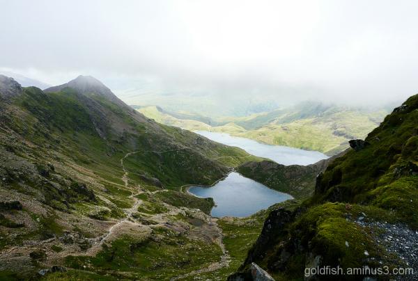 Yr Wyddfa - Snowdon, Llanberis Path (part 2) 4/11
