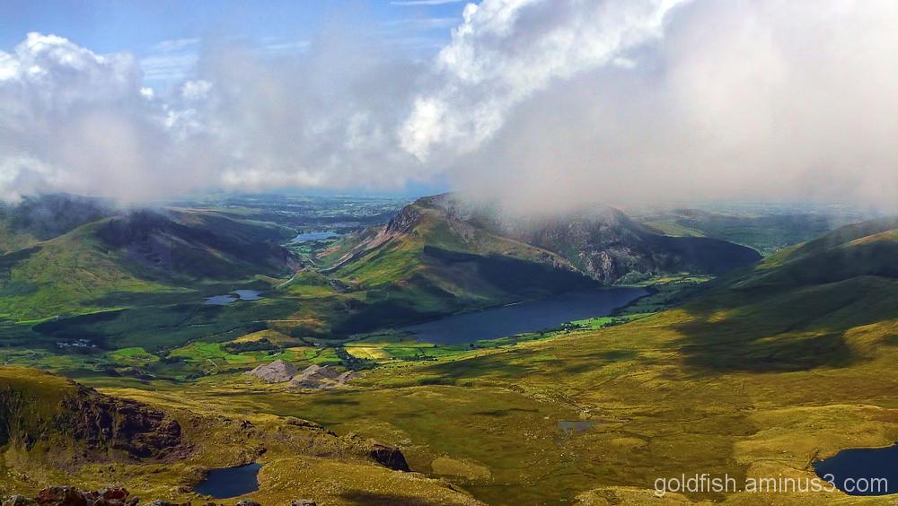 Yr Wyddfa - Snowdon, Llanberis Path (part 2) 6/11