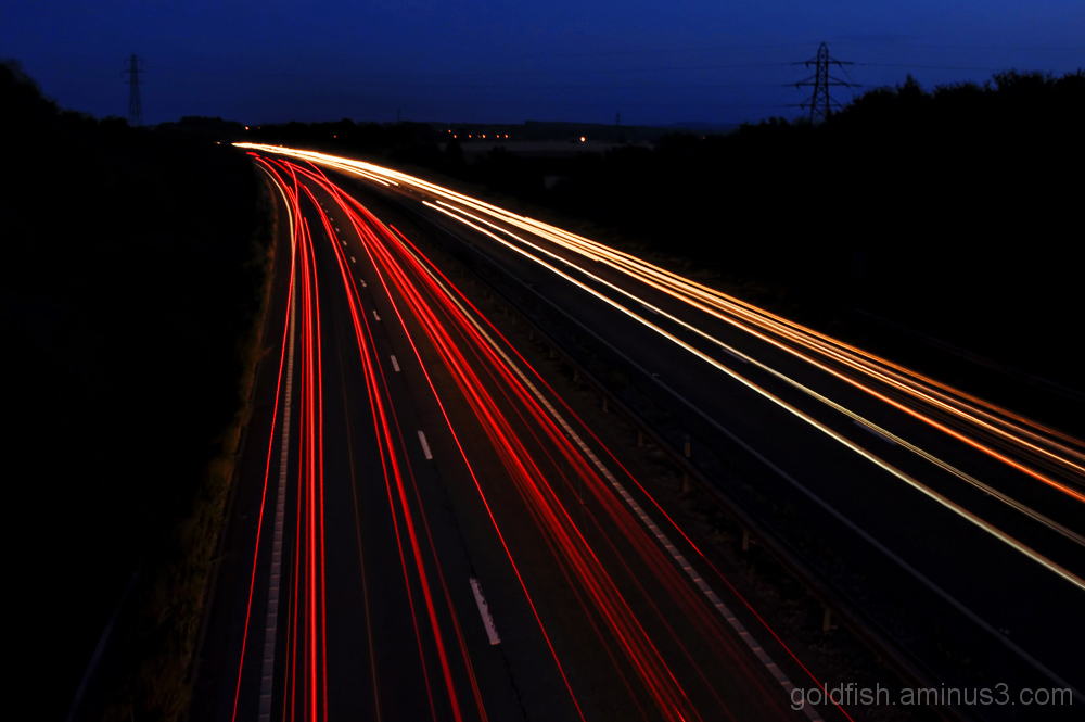 A34 Light Trails 1/2