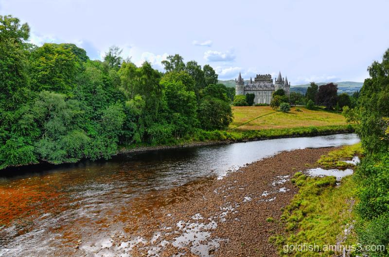 Inveraray Castle Estate 1/2