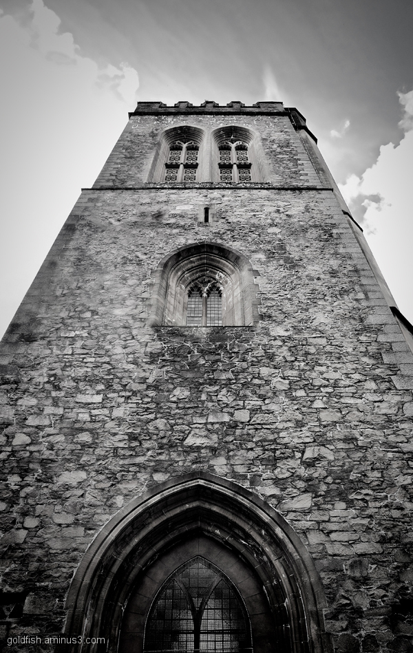 All Saints Bell Tower - Inveraray