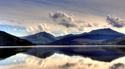 Loch Fyne & The Arrochar Alps