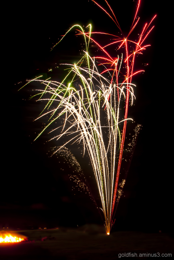 Culham Park Fireworks Display 5/8