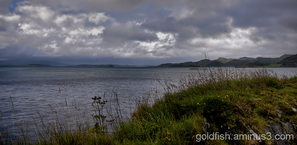 Views from Crinan 4/9 - Loch Crinan