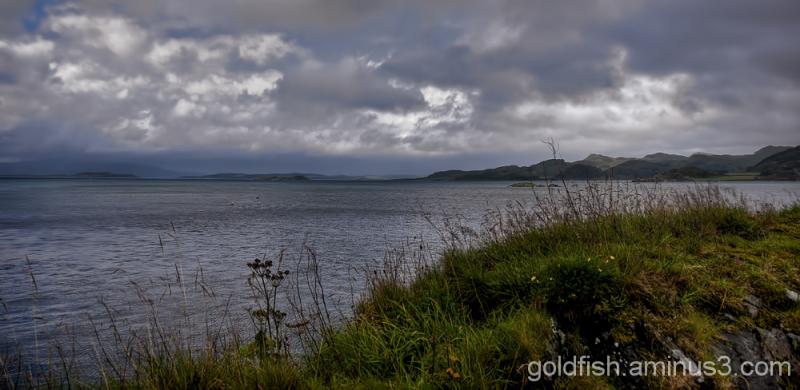 Views from Crinan 4/9 - Loch Crinan