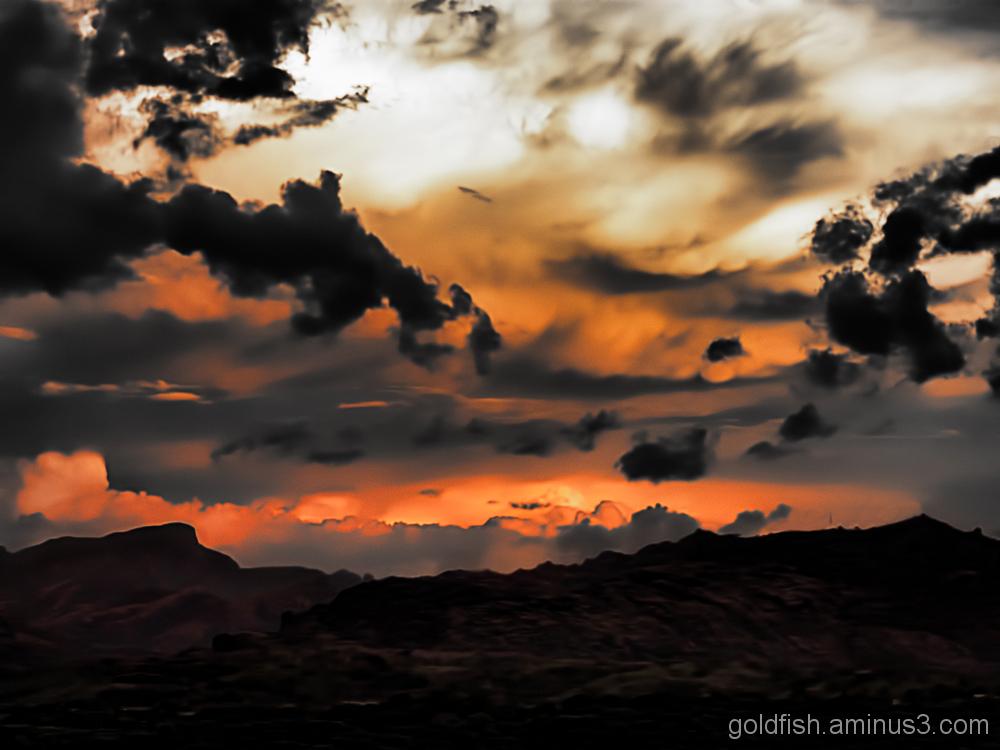 Fiji Sunsets 2/4