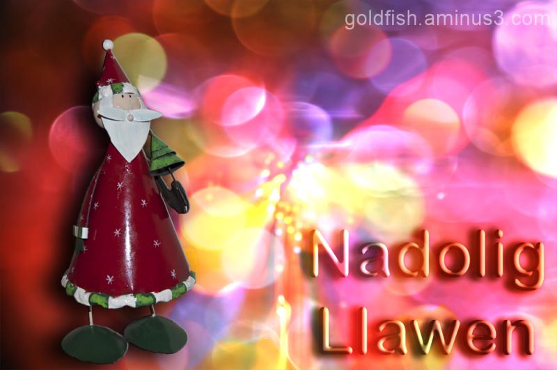 Nadolig Llawen - Seasons Greetings 2012