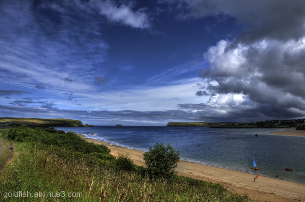 Views from St Saviours Point, Padstow - 1/4