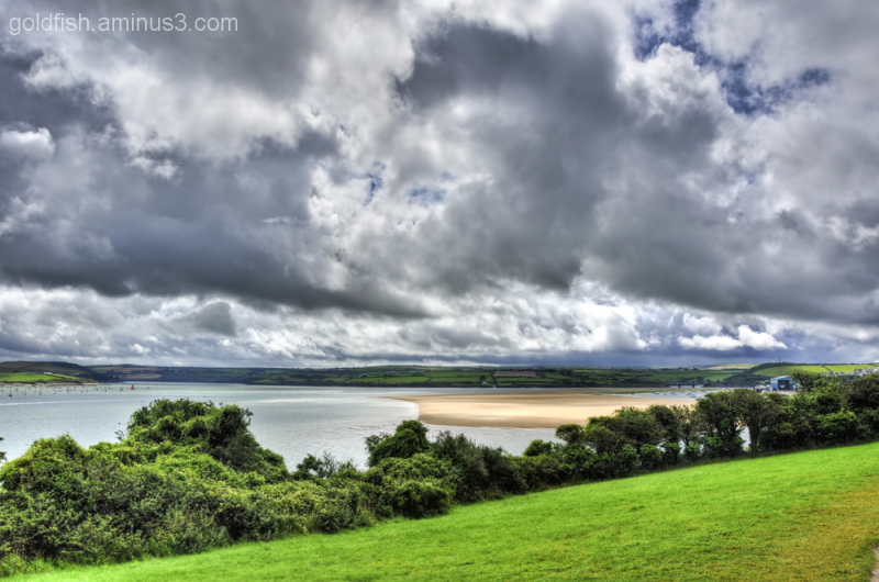Views from St Saviours Point, Padstow - 3/4