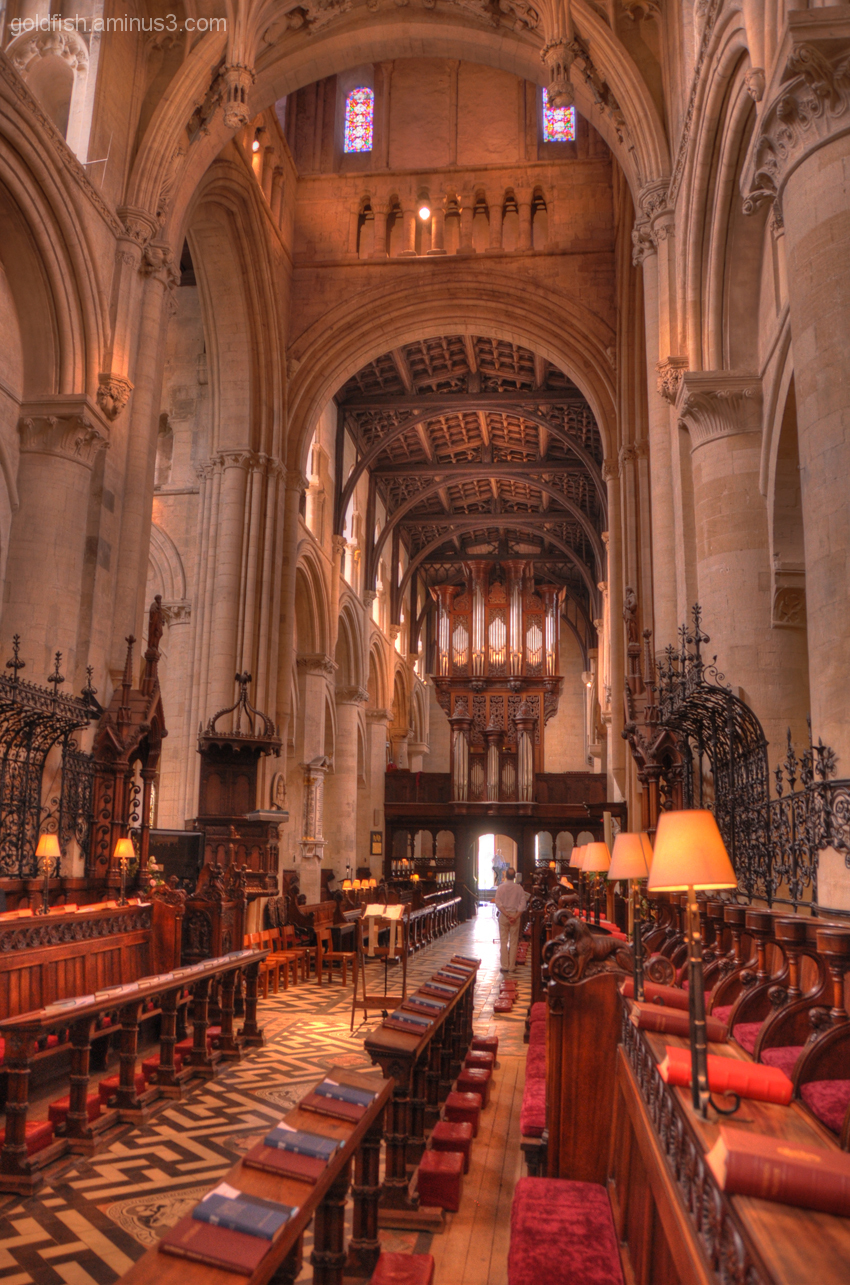 Christ Church Cathedral 4/5