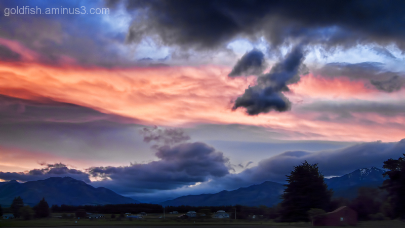 Views @ Hanmer Springs - 9/10