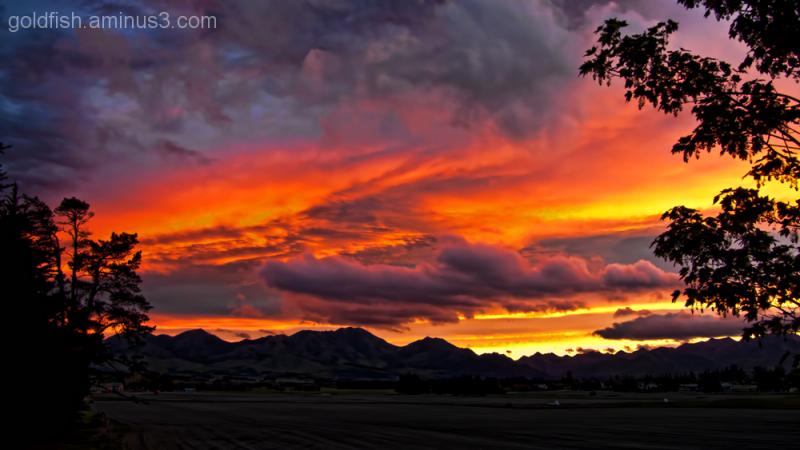 Views @ Hanmer Springs - 10/10