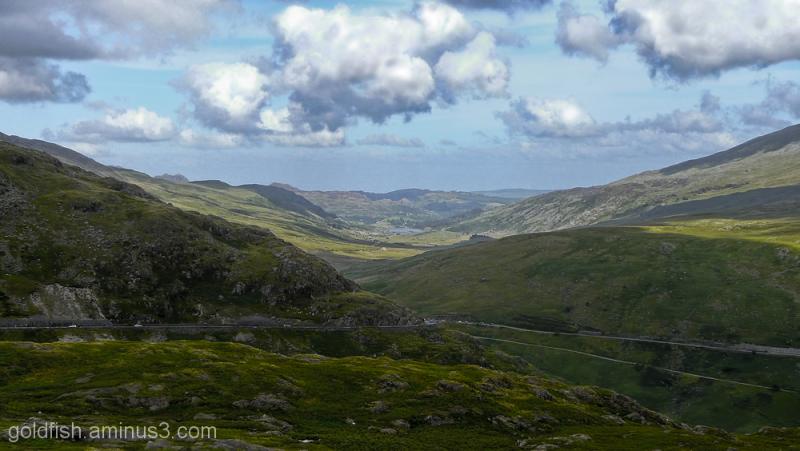 Yr Wyddfa - Snowdon, Miners Track 2/17