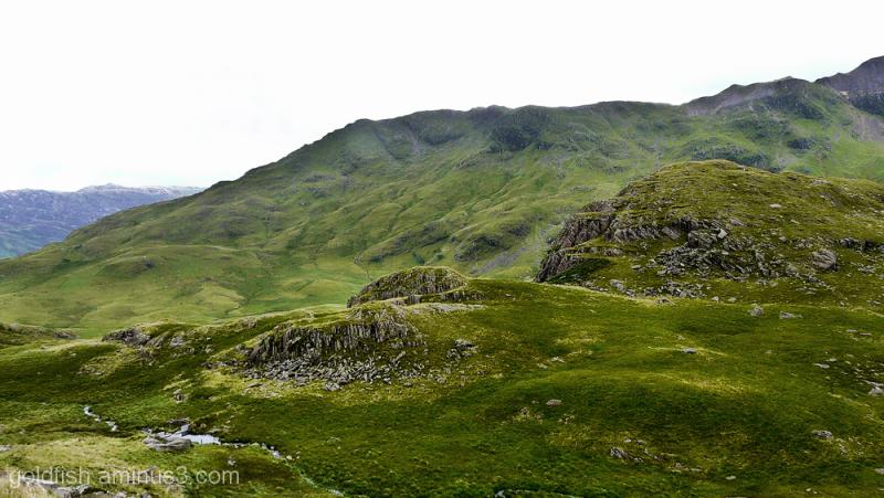 Yr Wyddfa - Snowdon, Miners Track 3/17