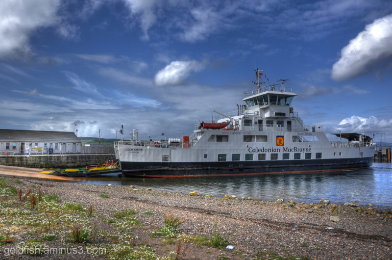 Loch Shira - Largs to Cumbrae Ferry 1/2
