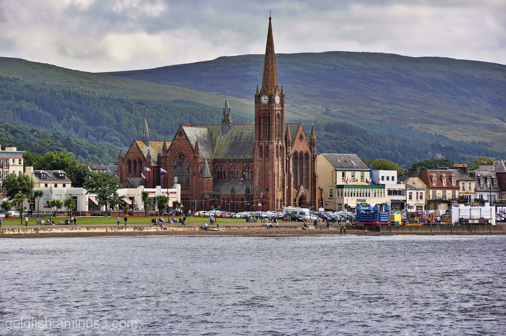 St Columba's Parish Church, Largs
