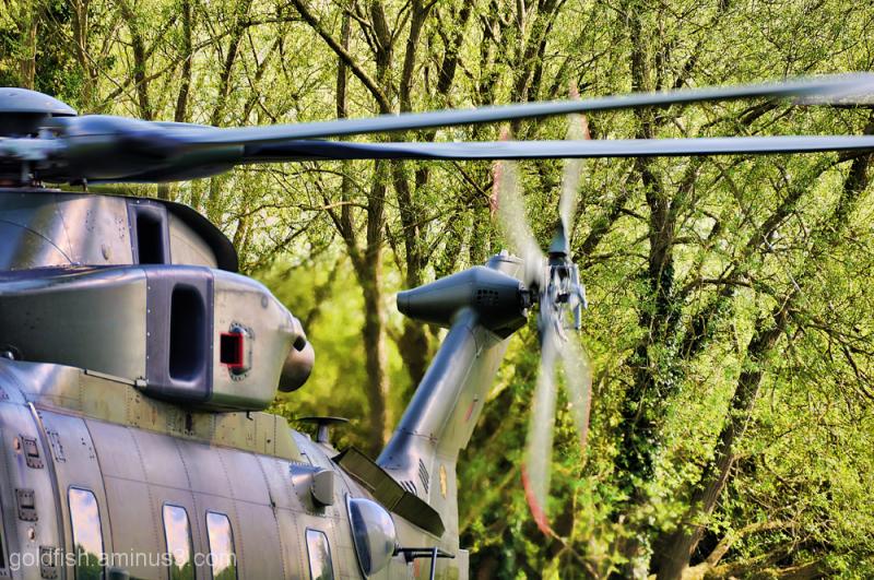 Merlin - AgustaWestland AW101 1/3