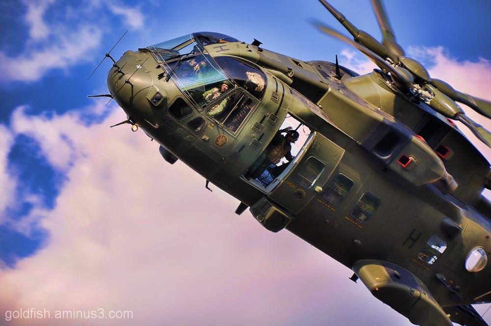 Merlin - AgustaWestland AW101 3/3