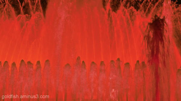 The Magic Fountain of Montjuïc - Barcelona 1/3