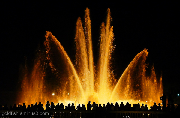The Magic Fountain of Montjuïc - Barcelona 2/3