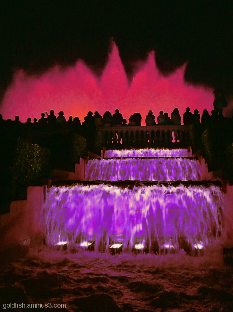 The Magic Fountain of Montjuïc - Barcelona 3/3