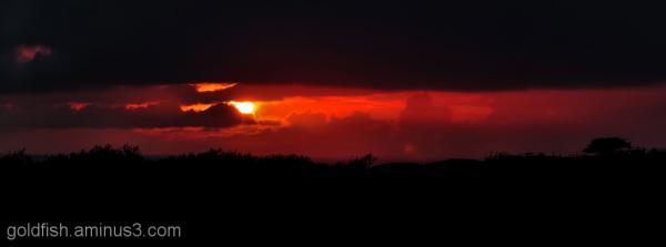 Saint Merryn Sunset 1/2