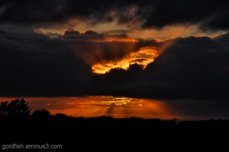 Saint Merryn Sunset 2/2