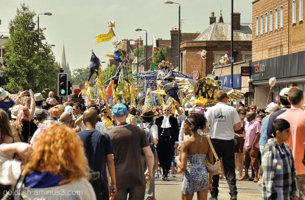 Cowley Road Carnival 2013 - 1/7